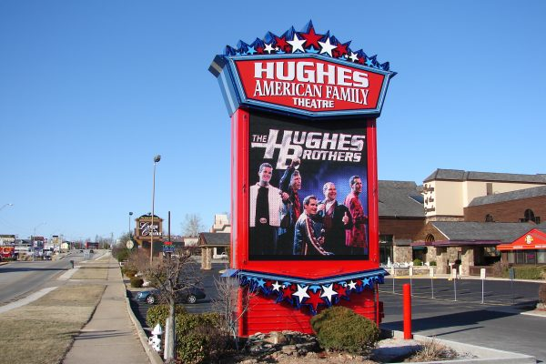 hughes brothers pylon